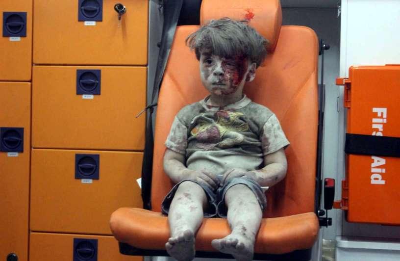 Guerras: 8.000 niños muertos o mutilados