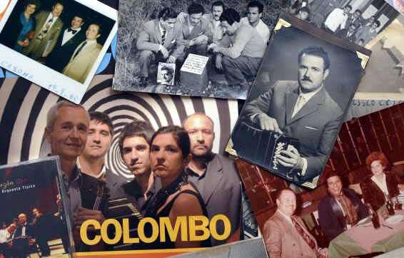 Foto 360: familia Colombo