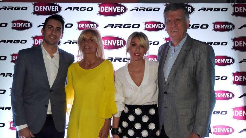 Denver presentó el nuevo Fiat Argo