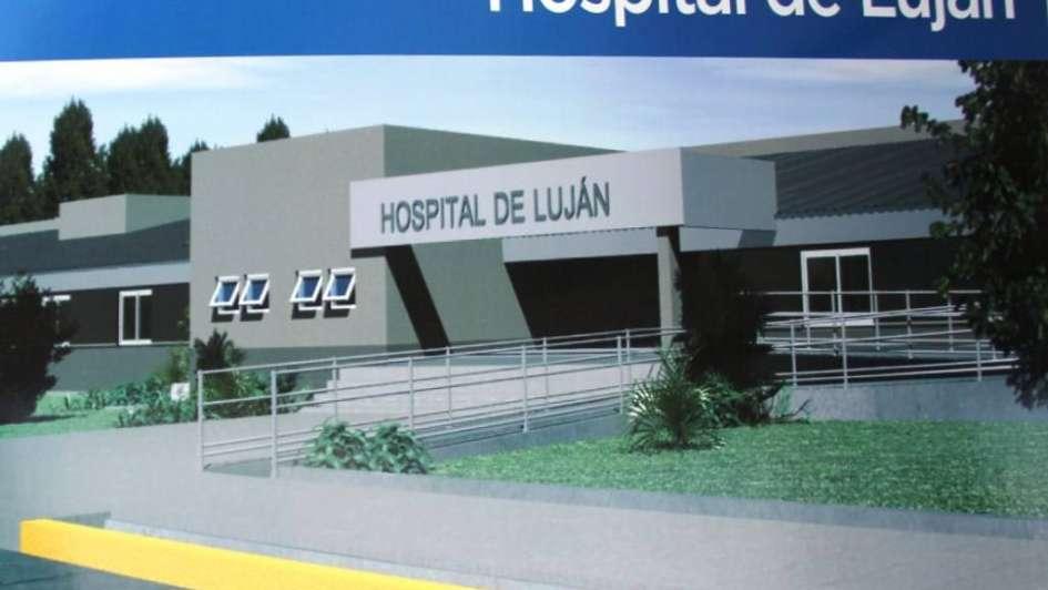 Se está construyendo el Primer Hospital de Luján