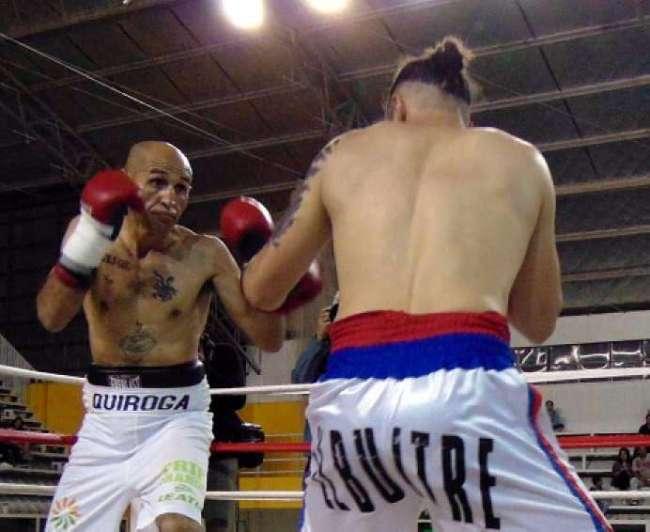 David Quiroga logró otro título