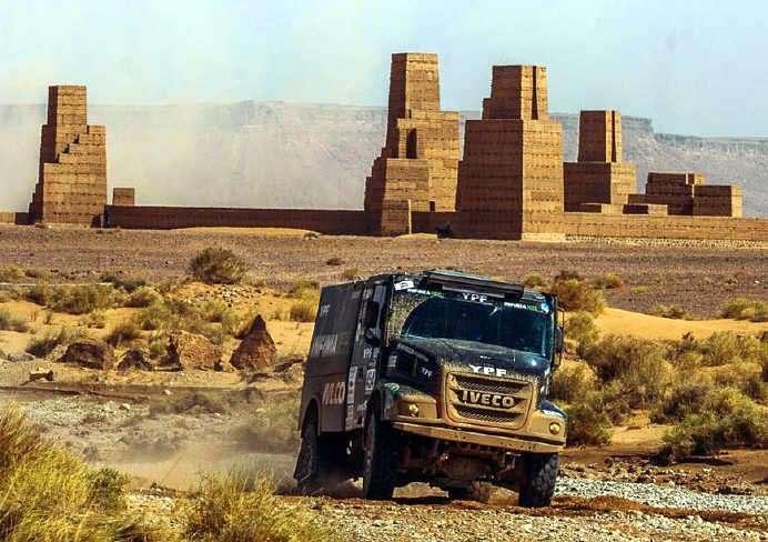 Triunfo de Villagra en Marruecos
