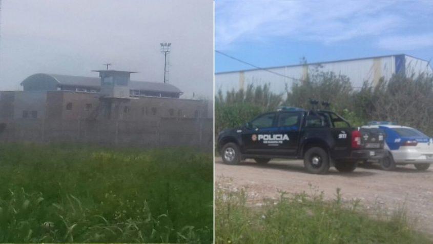 Se fugaron 3 presos de un penal en Santa Fe