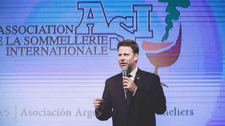 Por primera vez un argentino estará al mando de la Asociación Internacional de la Sommellerie