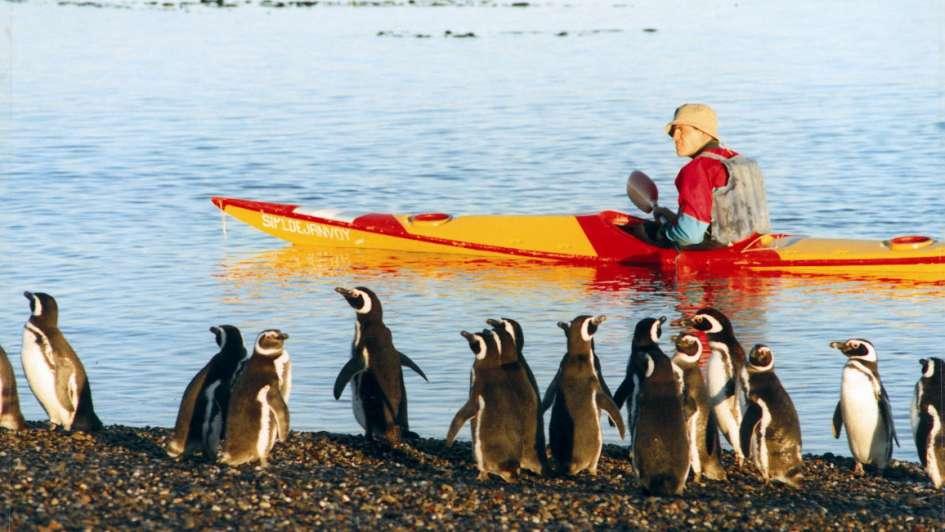 Tiempo de aventuras en Puerto Deseado