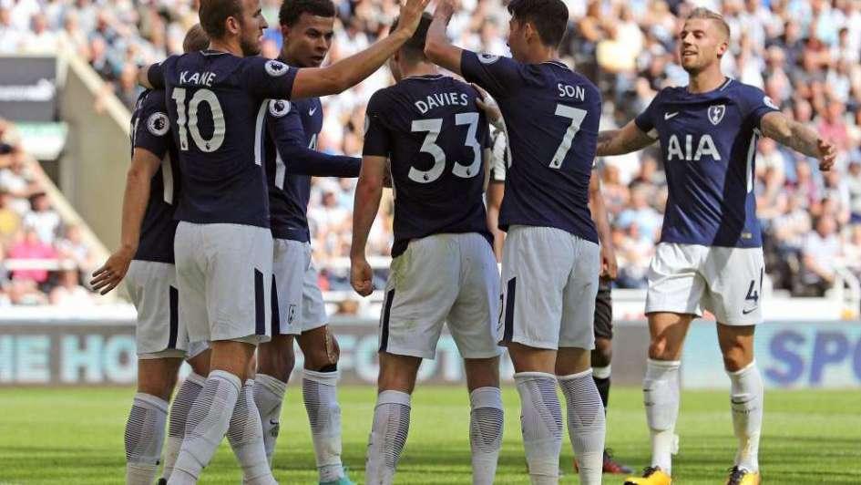 El Tottenham de Pochettino frustró el reestreno en la Premier del Newcastle de Benítez