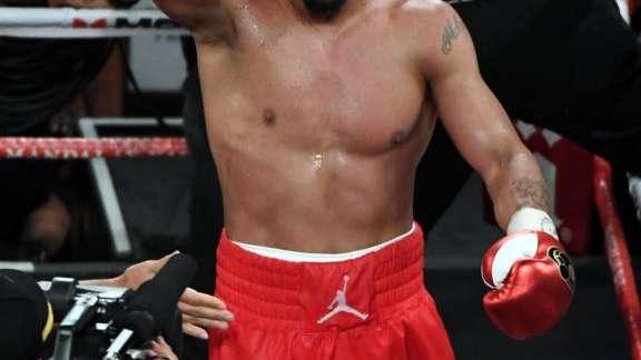 Ward venció a Kovalev por KOT y ratificó que es el monarca de los semipesados
