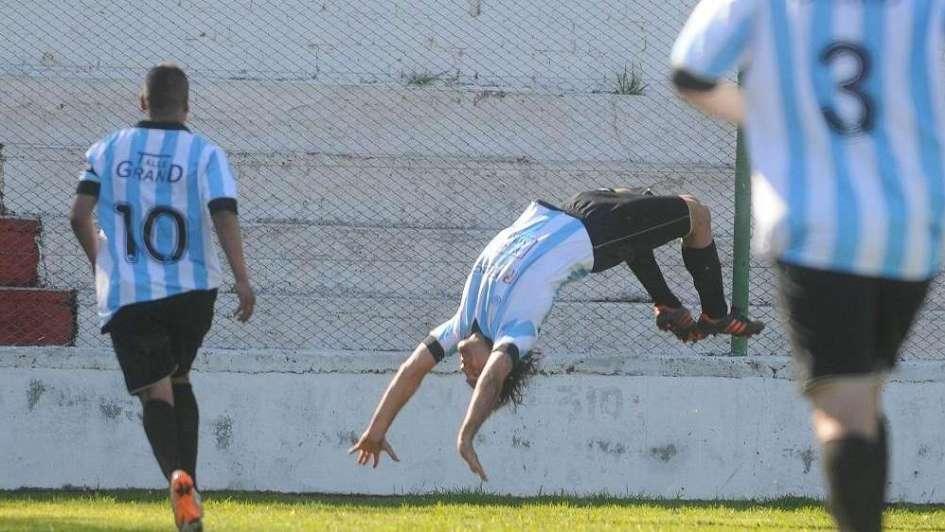 Argentino se quedó con el clásico ante Guaymallén