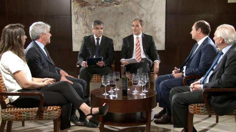 #EncuentrosLA: así fue el nuevo debate que esta vez abordó la economía