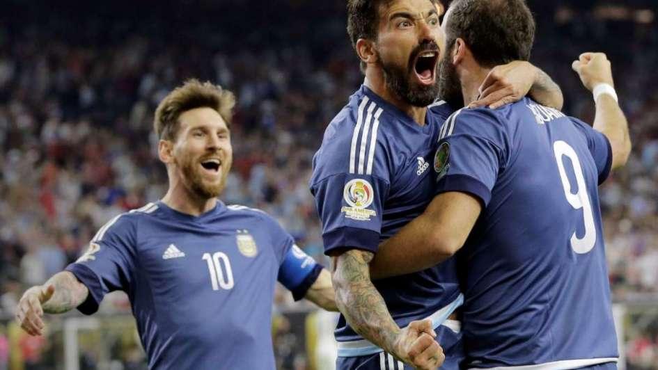 El mensaje motivacional de Lavezzi para la selección de Argentina