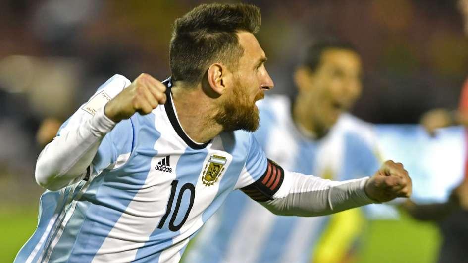 Messi nos lleva al Mundial