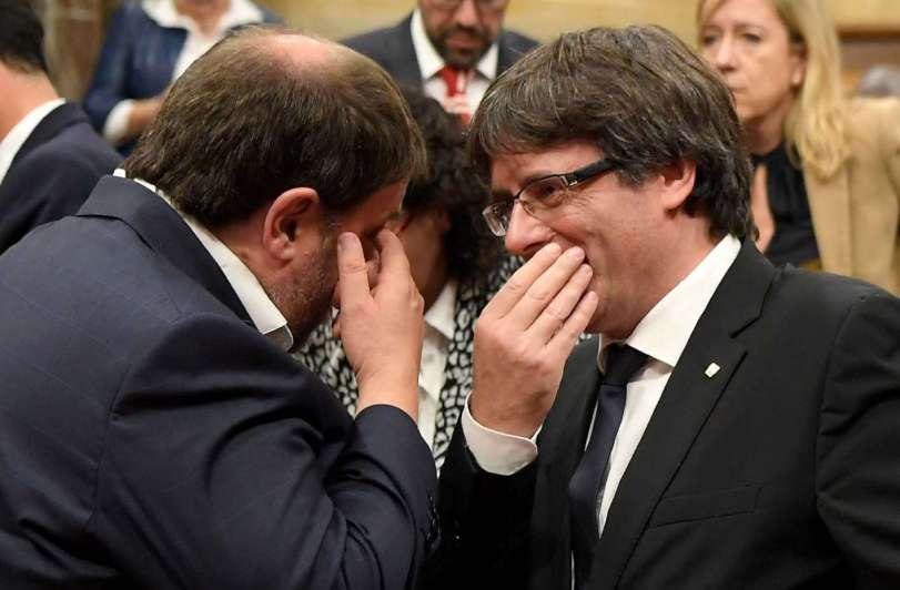 Expectación tras culminar hoy ultimátum de Rajoy a los separatistas catalanes