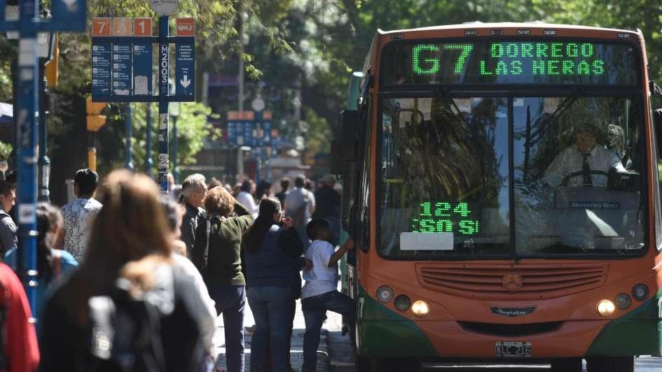 Mi recorrido: la aplicación sobre el transporte público