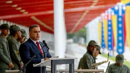El nuevo procurador general de Venezuela, Tarek William Saab, habla a los venezolanos.