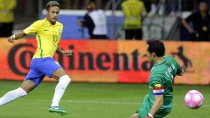 Neymar y Brasil cerraron la Eliminatoria perfecta, con fair play y sin especular nunca.