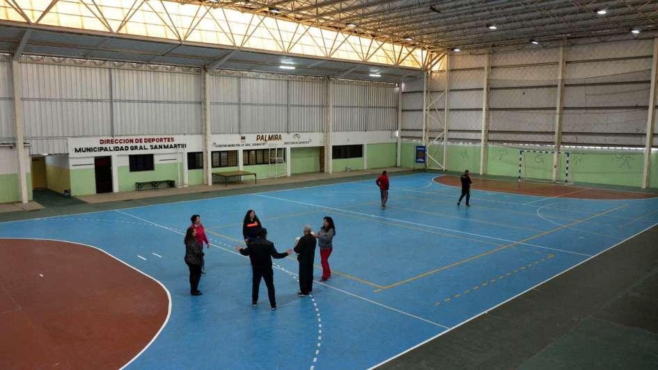 Palmira tiene su primer centro deportivo