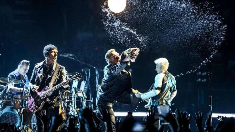Con entradas disponibles, U2 cierra su etapa Argentina y se prepara para Chile