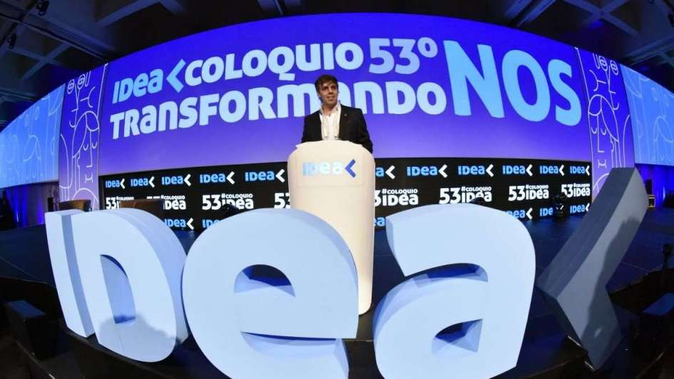 Coloquio de IDEA:  empresarios locales se mostraron optimistas