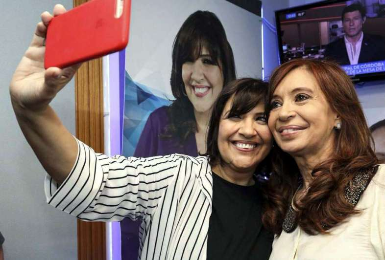 CFK relativizó su respaldo político a Julio De Vido