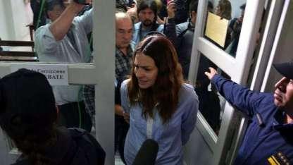 Julieta Silva lleva más de un mes en calidad de detenida en la cárcel de San Rafael.