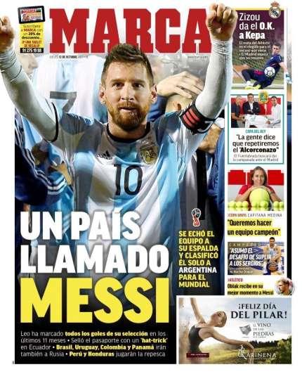 Balón de Oro: Messi aumenta la intención de voto en el mano a mano con Cristiano Ronaldo