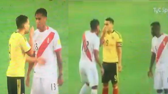 Chile estudia llevar a la FIFA el caso de las charlas secretas de Falcao con los peruanos