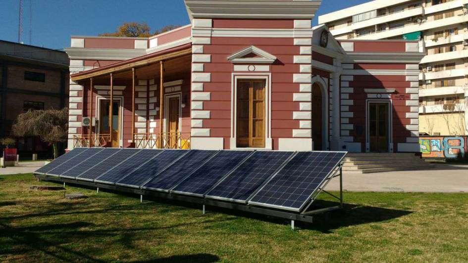 Registro de empresas proveedoras de energías disponible para vecinos de Godoy Cruz