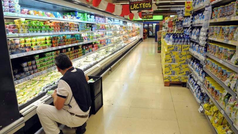 La inflación nacional pasó la meta anual del Banco Central