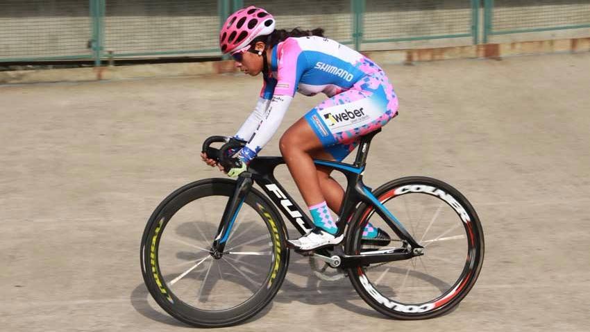 Maribel Aguirre, la nueva joya del ciclismo femenino argentino