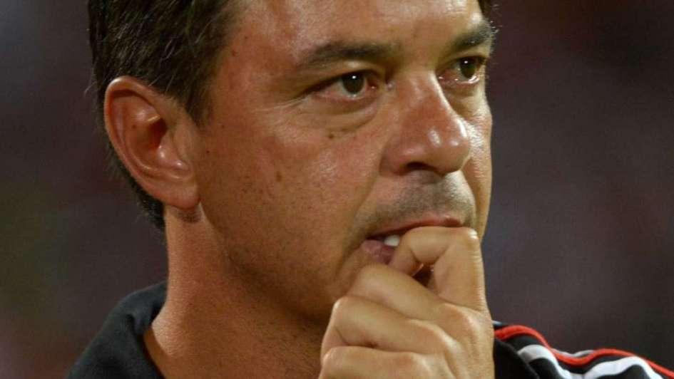 Marcelo Gallardo está en la mira de Chile como DT de la Selección