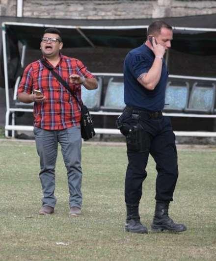 Informe Los Andes: duro castigo al Atlético Palmira