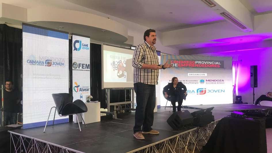 Congreso Provincial de Emprendedores en el sur de Mendoza