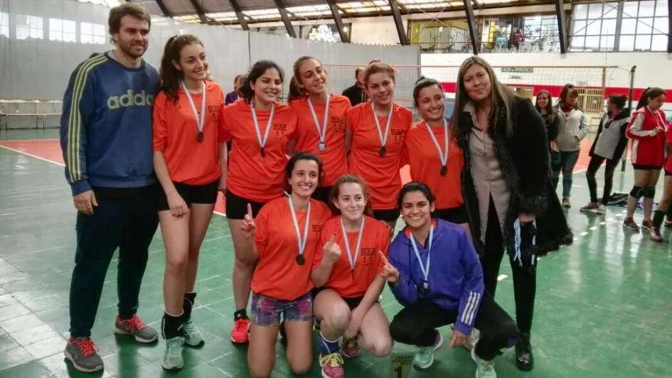 El mejor vóleibol intercolegial está en San Rafael