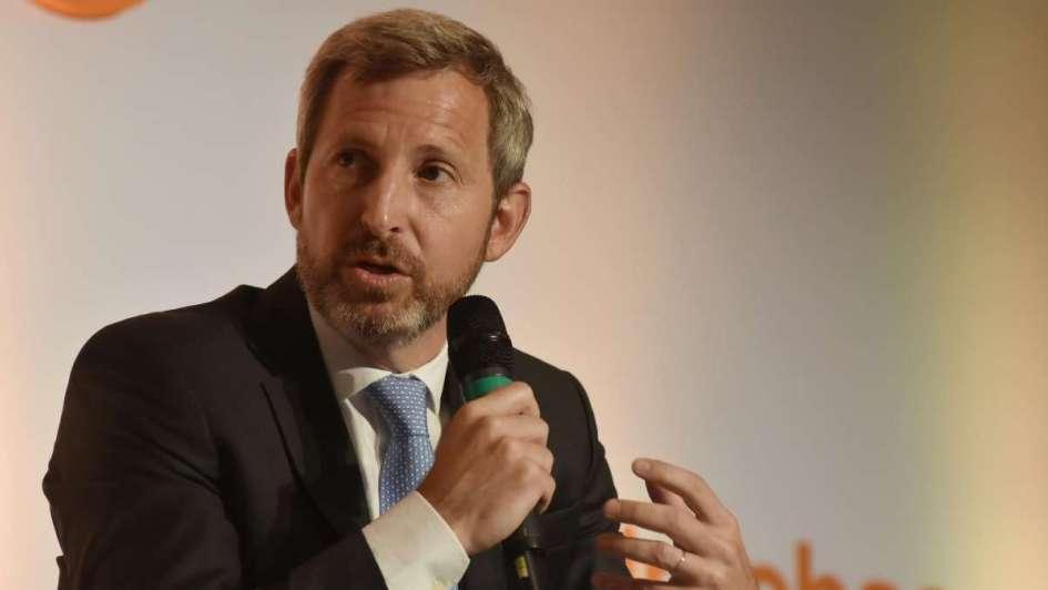 """Frigerio desmintió que haya una """"lista negra"""" de opositores"""