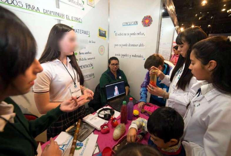 Feria de ciencias, arte, tecno y deporte