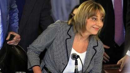Gils Carbó adhirió al kirchnerismo. Macri pretende removerla del cargo.