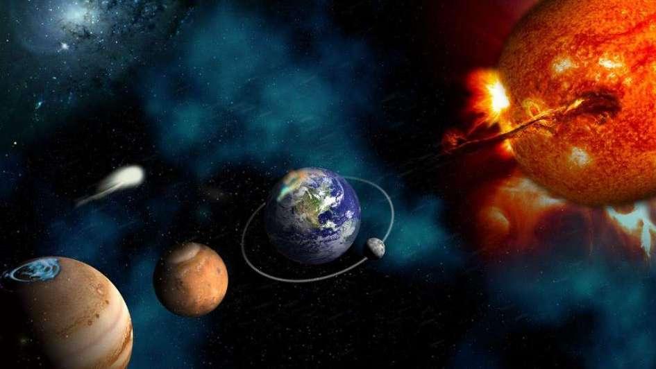 Una tormenta magnética afectará hoy y mañana a la Tierra ¿Qué es y que efectos tendrá?