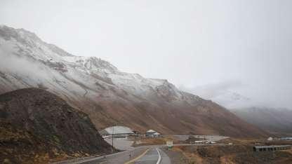 Ruta 7 en Alta Montaña