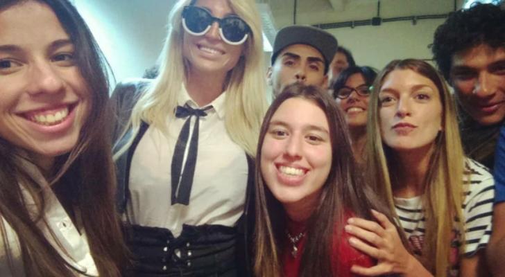 La profe Vicky alteró la Universidad de Buenos Aires