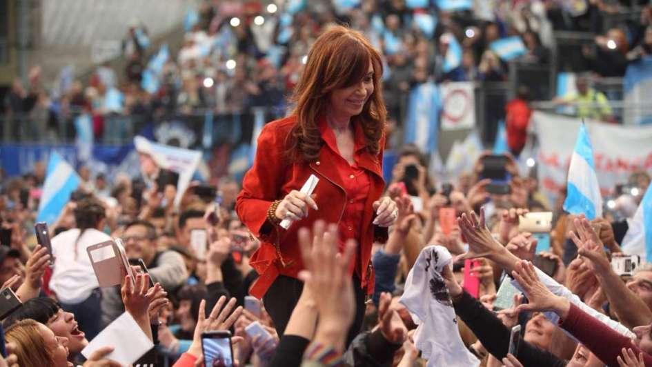 CFK denuncia que Milagro Sala fue