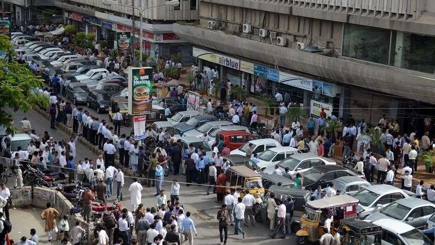 Ya son 530 los muertos por el terremoto en Irán