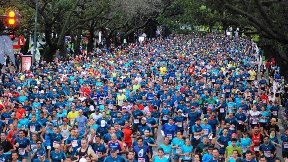 Récord en el Maratón de Buenos Aires
