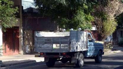 El ataque ocurrió en una casa de la calle Videla Castillo de Ciudad.