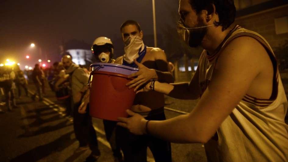 Al menos dos personas fallecen en incendios en Galicia — VENEZUELA