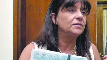 Patricia Gutiérrez, gerente regional de la DNV.