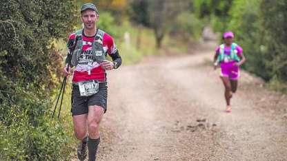 Los competidores tuvieron 39 horas para completar los 160 kilómetros de recorrido.