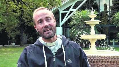 Michael Belmont estaba al frente del centro Hogar de Cristo, del barrio Papa.