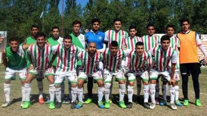 El plantel del Club Social y Deportivo Guaymallén del Clausura 2017.
