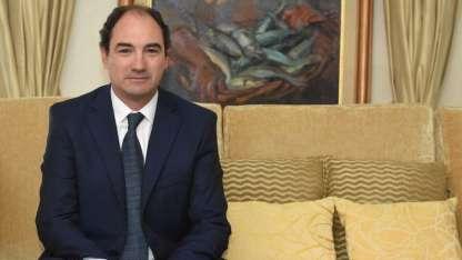 Fernando Podestá, vicepresidente de Manpower Argentina / Andrés Larrovere - Los Andes