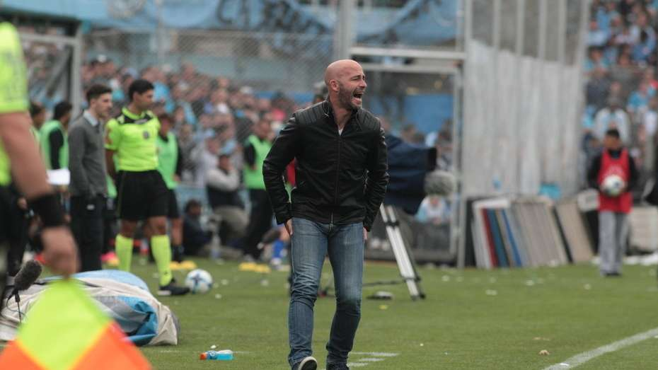 Mario Sciacqua renunció en Olimpo